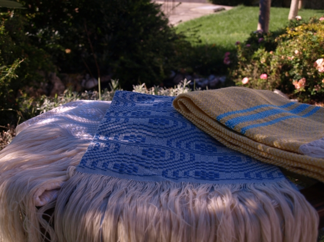 Asciugamani in tessuto popolare