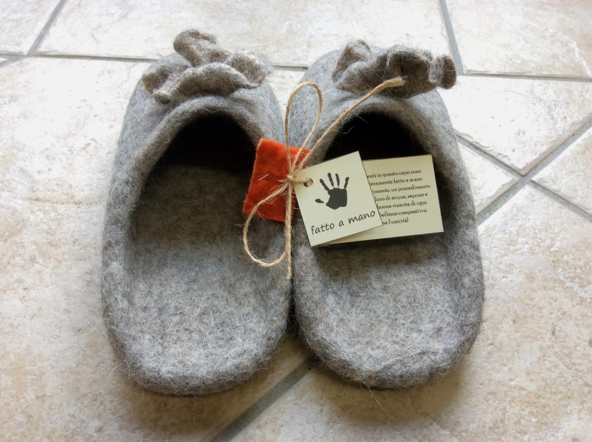 Pantofole a ciabattina
